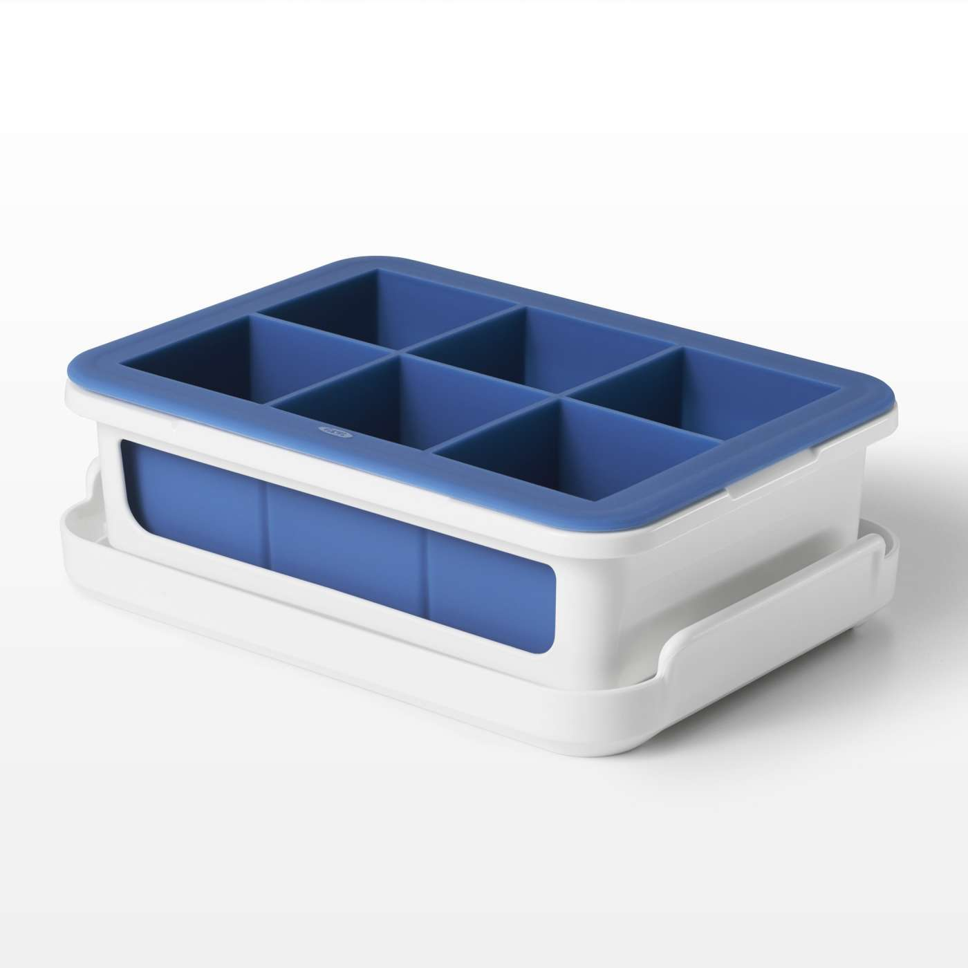 Regaling Covered Silicone Ice Cube Tray Large Cube 11154200 6 Silicone Ice Cube Trays Reviews Silicone Ice Cube Trays Vs Plastic nice food Silicone Ice Cube Trays