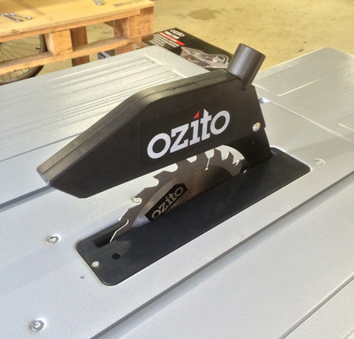 Ozito Table Saw Diy Power Tool Review Oz Diy Handyman