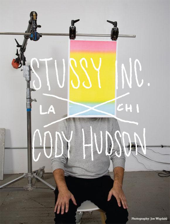 Stussy x Cody Hudson