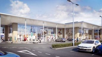 11 Screen Cinema and 6 Restaurants to Front New Retail Park in Speke