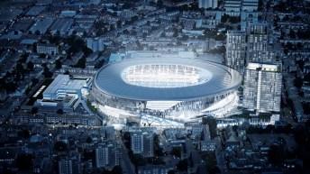 Tottenham's New Stadium Plans