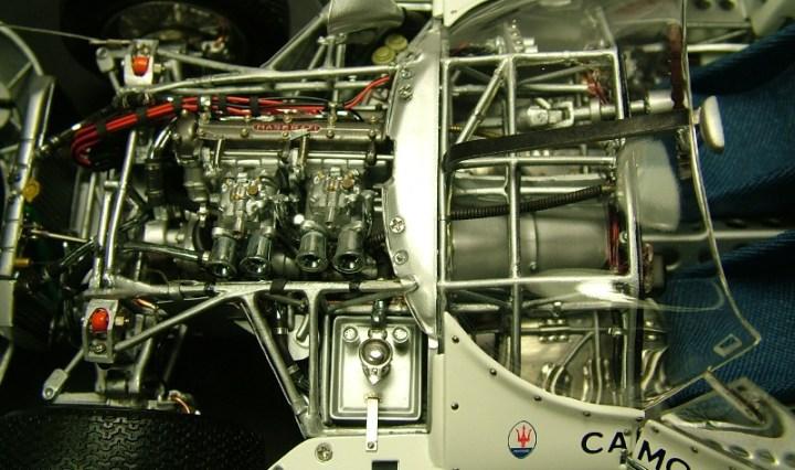 Maserati Birdcage 1:18 by CMC