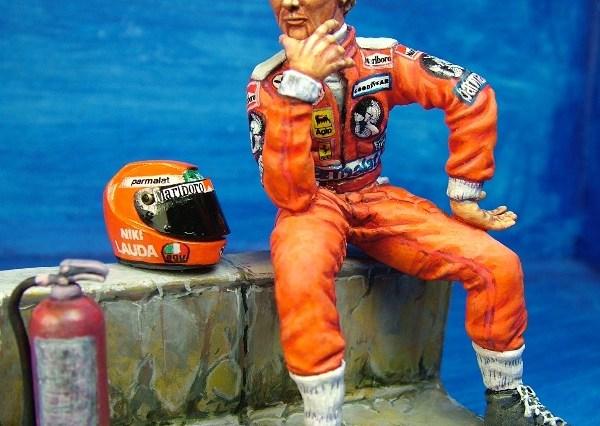 Niki Lauda - Ferrari