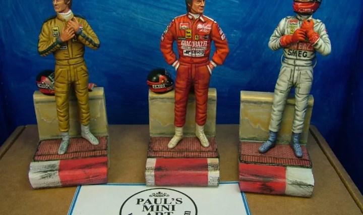 Gilles - F1 milestones