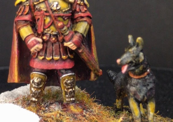 Unleash Hell - Warlordgames painted figure
