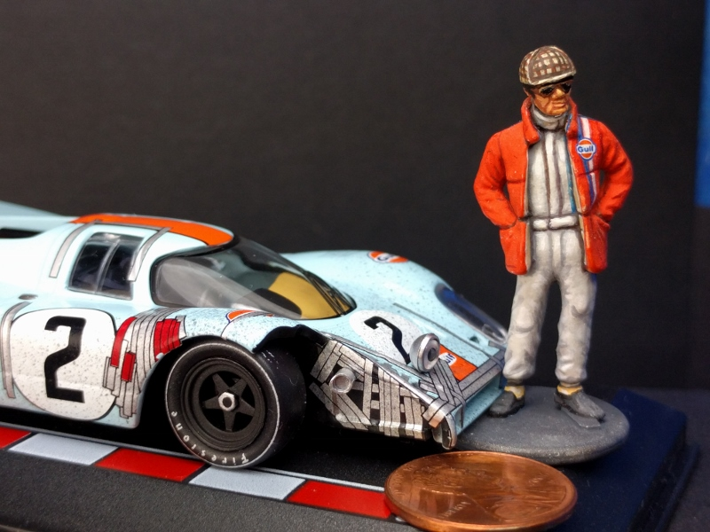 Pedro Rodriguez & Gulf Porsche 917