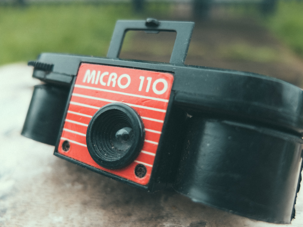 Micro 110 My Firts Camera