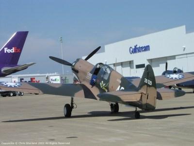 P-40 Warhawk Wallpaper