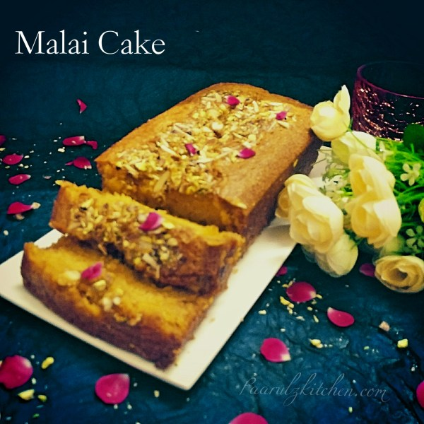 Eggless Malai Cake -mothers day recipe (2)