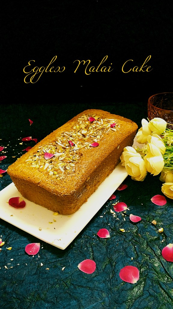 Eggless Malai Cake -mothers day recipe (3)