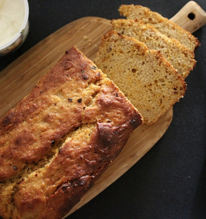 Guest Post – Treat Yourself with 100% WholeWheat Masala Bread By Avin S Kohli