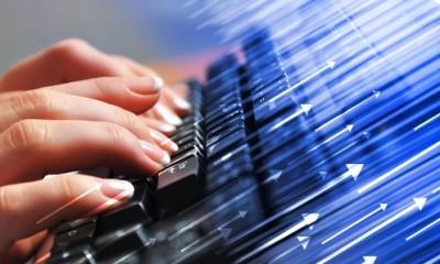 clavier ordinateur vitesse bourse