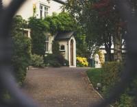 Maison végétation