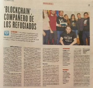 Block-chain y Nevtrace
