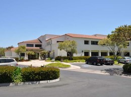 The 52,000-square-foot office building at 5464 Carpinteria Ave. in Carpinteria was listed for $9.5 million. (courtesy photo)