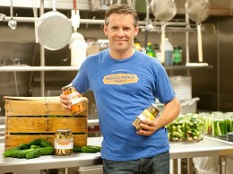 Bradley Bennett founded Pacific Pickle Works in Santa Barbara in 2011. Today the food retailer has expanded to 70 stores across Southern California. (Photo courtesy Pacific Pickle Works)