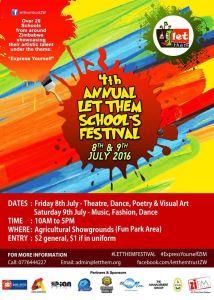 Let them festival 2016 @ Agricultural Showgrounds