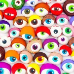 Using eye contact in product packaging