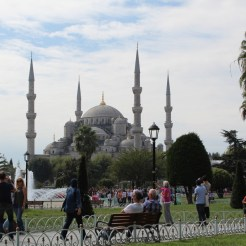 Blue Mosque, Istanbul, by Packing my Suitcase.