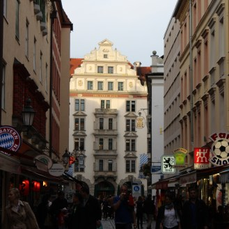 Munich, by Packing my Suitcase