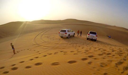 Desert Safari 1 | Packs Light
