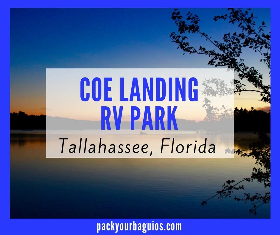 Coe Landing RV Park Review