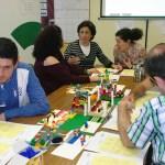 Lego Serious Play. Paco Prieto. Unión de Comercio de Gijón y Candás.