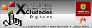 X Encuentro Ciudades Digitales