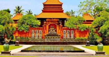 Pacote de férias em Bali