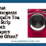 Which Detergents Require You To Strip Diapers Less Often? – A Sneak Peek at the Stats