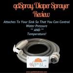 qdSpray Diaper Sprayer Review