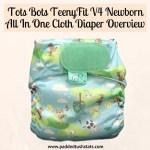 "<headline-envy data-experiment=""5291120312"">Tots Bots TeenyFit V4 Newborn All In One Cloth Diaper Overview</headline-envy>"