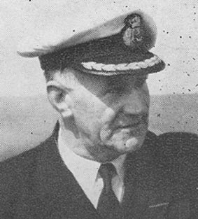 Captain Donald Crawford