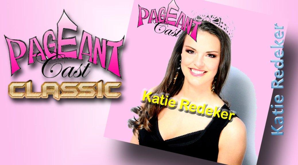 Kate Redeker, Miss Wisconsin Teen USA 2013