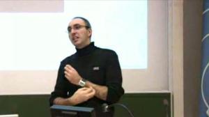 Jorge Cortell cumplió sus amenazas en la conferencia de Madrid