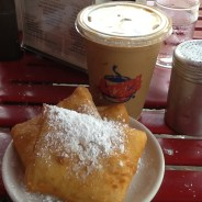 Beignets at Morning Call