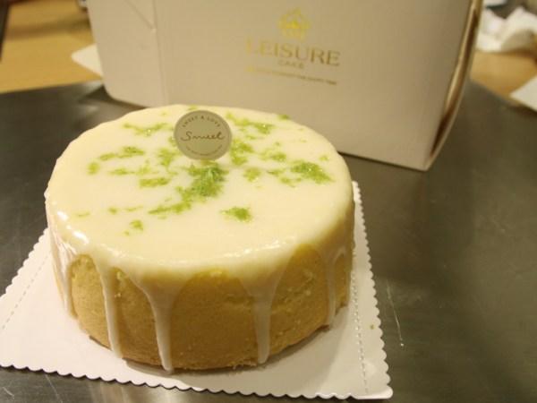林口 新莊 泰山 五股 龜山 桃園 烘焙 手作課程 檸檬糖霜蛋糕