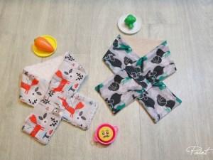 手作兒童保援圍巾