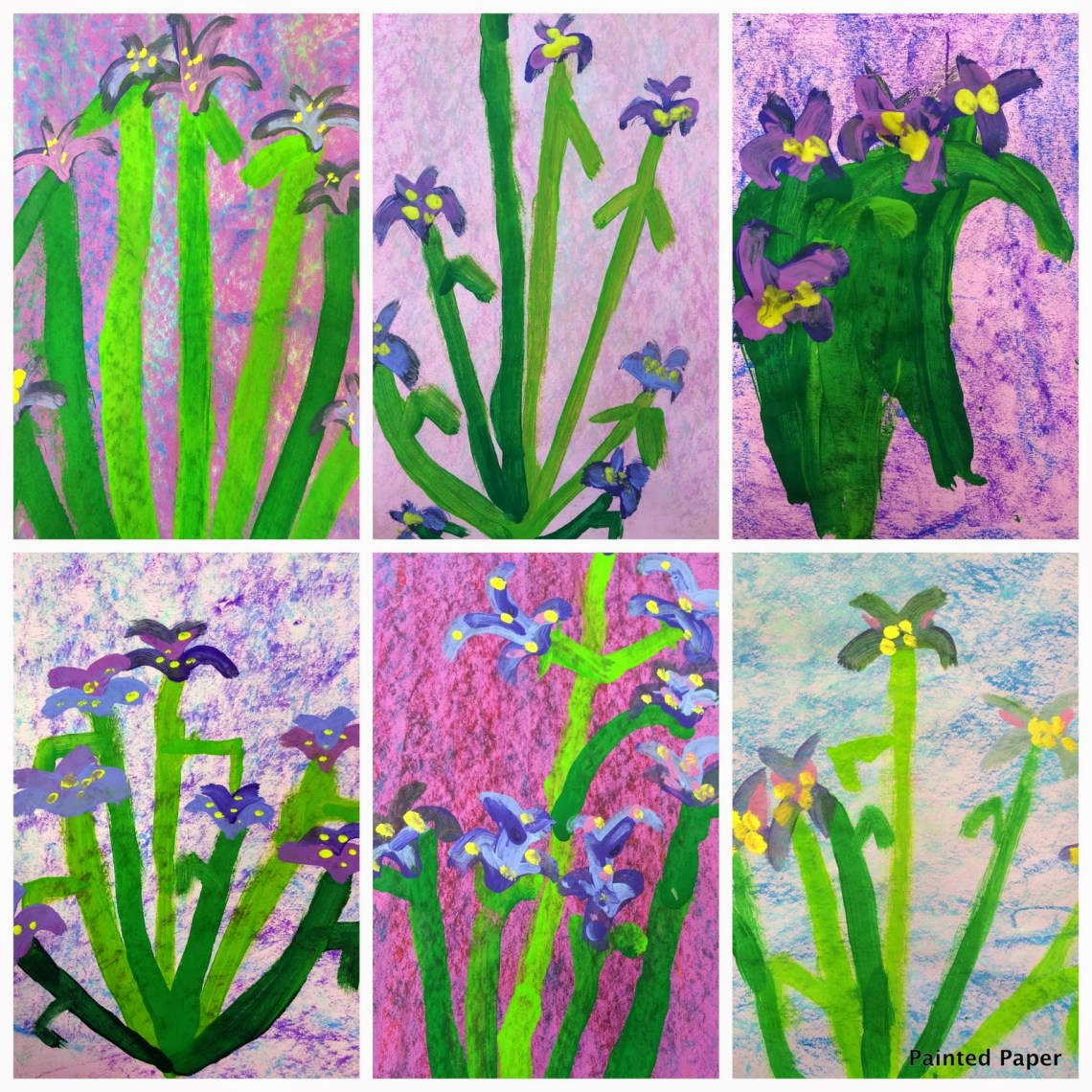 Fields of Poppies Monet