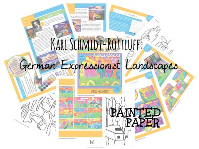 German Expressionist Landscapes preview