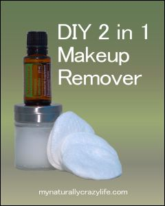 2 in 1 Essential Oil Makeup Remover