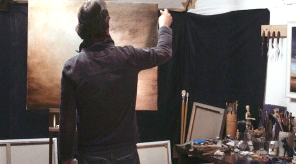 Nial Adams, Tonal Painting with Oils, Art Workshop, Norwich, 27 May