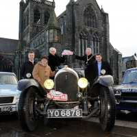 Paisley to host Monte Carlo Classic Rally