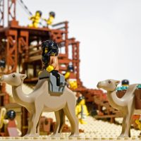Tickets for Brick Wonders LEGO® exhibition at Paisley Museum on sale next week