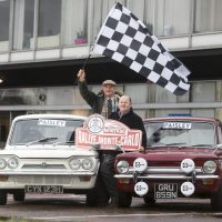Monte Carlo Rally Organisers Expect 10 000 Crowd for Paisley Start