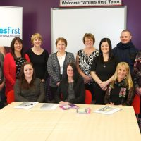 Unique project generates half a million pounds for Renfrewshire families