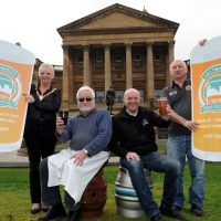 Food festival served up alongside beer bash