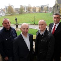 New venue plans take step forward with cash boost