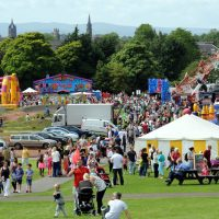 Big crowd turns out for Barshaw Gala Day