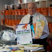 Renfrewshire Council gets behind Scams Awareness Month